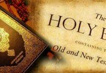 Bibel Quran Copy