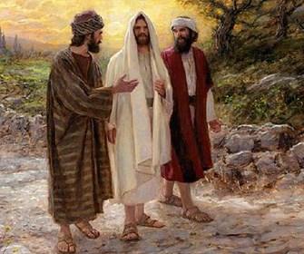 Yesus-menampakkan-diri-di-jalan-ke-Emaus Copy