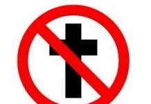 no christians Copy
