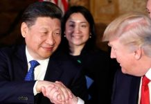 Donald-Trump-dan-Xi-Jinping