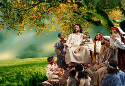 kehidupan kristus