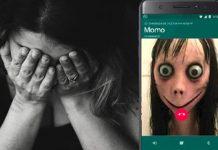 momo chalenge