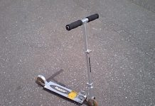 Early razor scooter Copy
