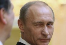 Vladimir Putin Copy